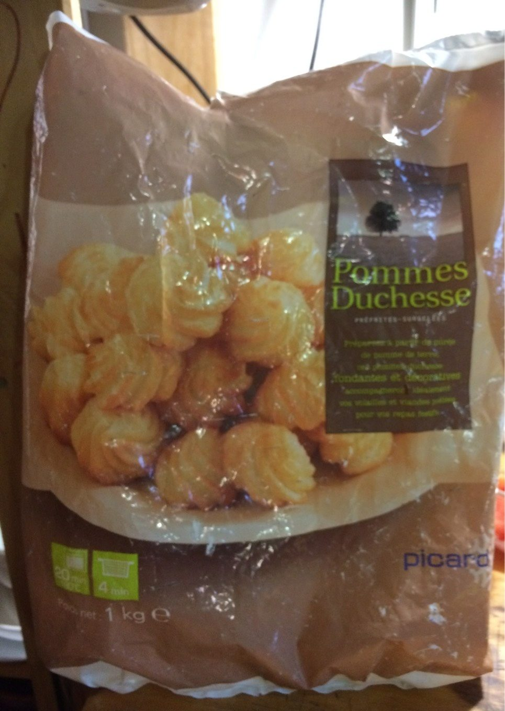 Pommes Duchesse - Produit - fr