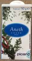Aneth Coupé - Produit