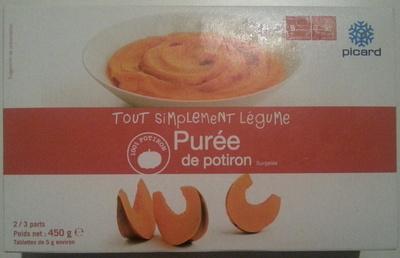 Purée de Potiron - Product