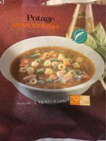 Potage Minestrone - Produit