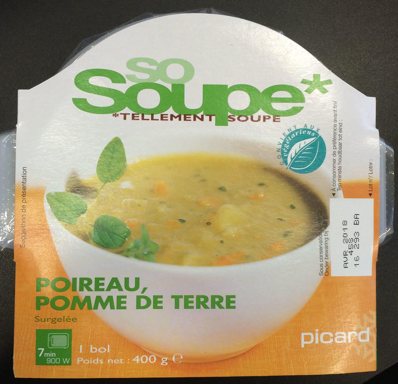 So Soupe Poireau Pomme de Terre - Product