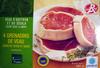 4 Grenadins de Veau surgelés IGP Label Rouge Picard - Product