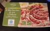 8 mini-saucisses de veau à l'italienne - Produit