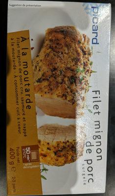 Filet mignon de porc à la moutarde - Product - fr