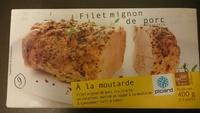 Filet mignon de porc à la moutarde - Produit