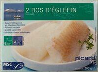 Dos d'églefin - Produit - fr