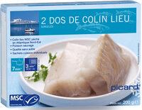 2 Dos de Colin lieu - Produit - fr
