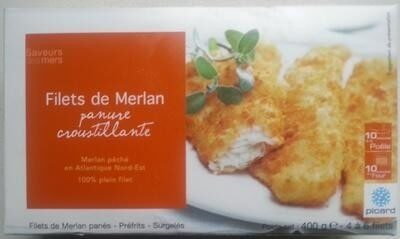 Filets de Merlan - Product - fr