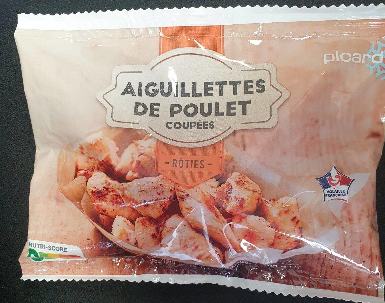 Aiguillettes de poulet coupées rôties - Prodotto - fr