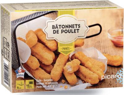 Bâtonnets de poulet - Produit - fr