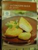 Cordons bleus de poulet picard - Produit