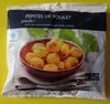 Pépites de poulet panées Picard - Product
