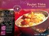 Poulet Tikka et riz basmati - Produit