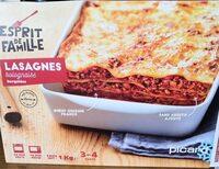 Lasagne bolognaise - Produit - fr