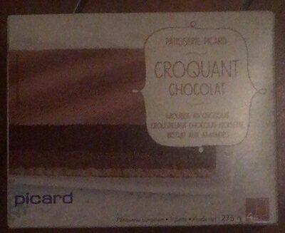 Croquant au chocolat - Produit - fr