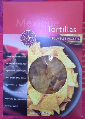 Tortillas - Producto
