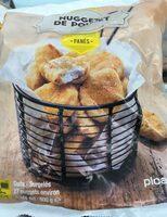 Nuggets de poulet panés - Product - fr