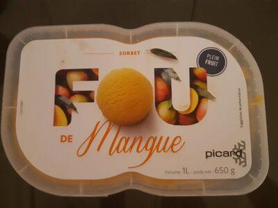 Sorbet Mangue - Product - fr