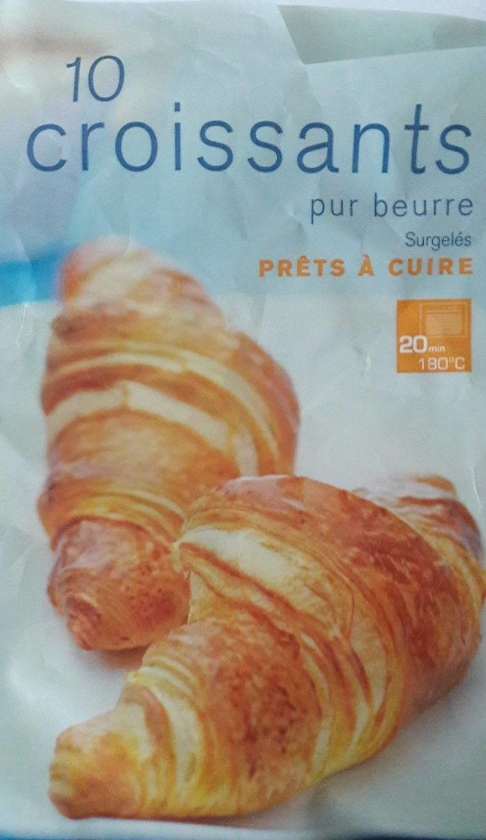 Croissants - Product