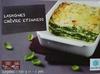 Lasagnes Chèvre Epinards - Produit