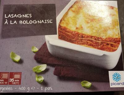 lasagnes à la bolognaise picard - Produit - fr