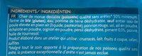 Mini-acras de morue, Préfrits surgelés - Nutrition facts - fr