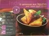 Samossas aux légumes avec sauce aigre-douce - Produit