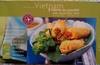8 Nems au poulet et à la coriandre - Produit