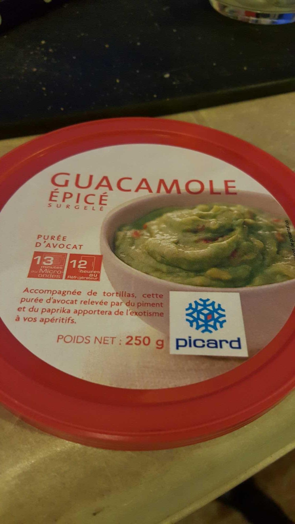 Guacamole Épicé - Product - fr