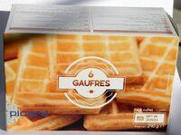 Gaufres surgelées déjà cuites - Product - fr