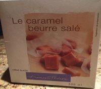 Crème Glacée Le Caramel Beurre Salé - Produit