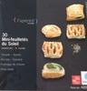 30 Mini-feuilletés du Soleil - Product
