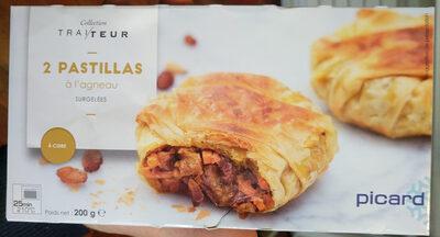 Collection traiteur - 2 Pastillas à l'agneau - Produit - fr