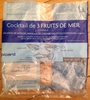 Cocktail de 3 Fruits de Mer - Produit