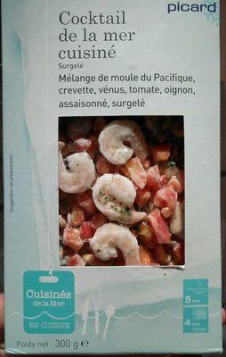 Cocktail de la Mer Cuisiné - Product - fr