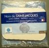 Noix de Saint-Jacques sans corail - France - Surgelées - Product