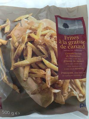 Frites à la Graisse de Canard - Produit