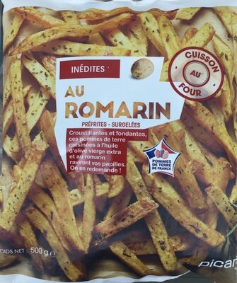 Frites au four au romarin - Product - fr