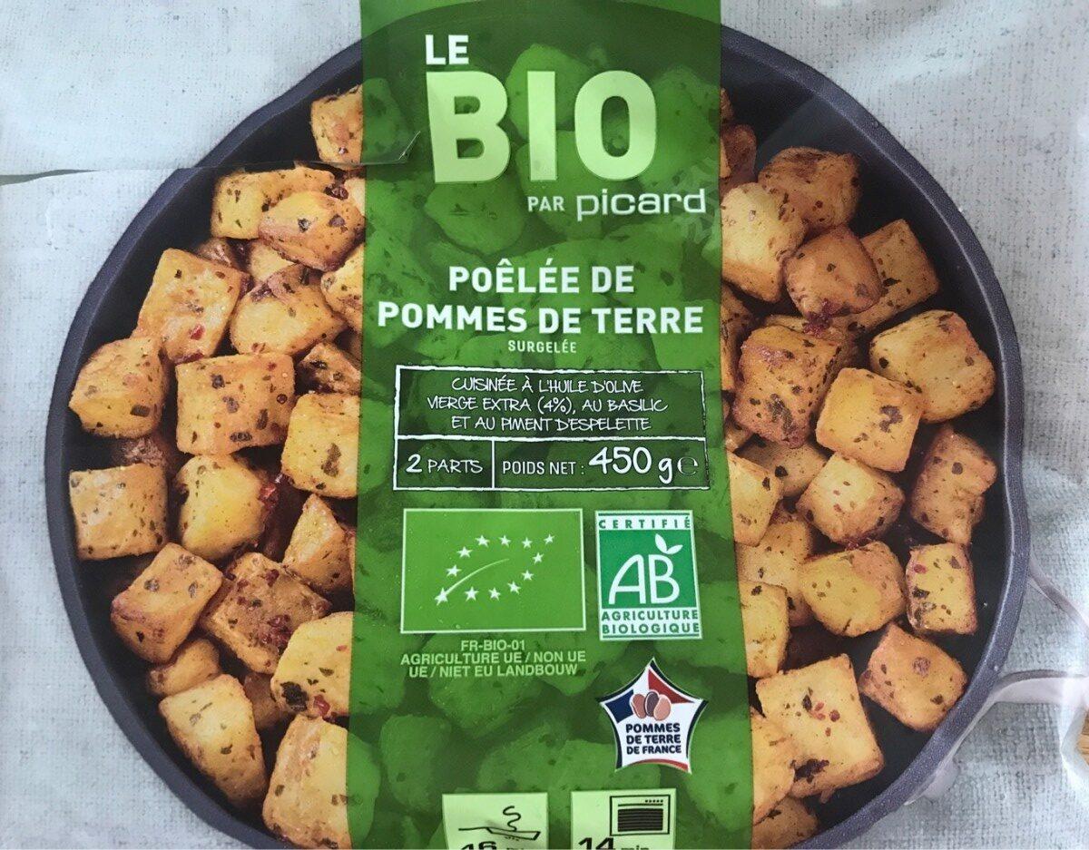 Poêlée de pommes de terre - Produit