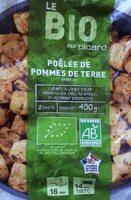 Poêlée de pommes de terre Bio - Produit - fr