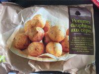 Pommes Dauphines aux Cèpes - Produit - fr