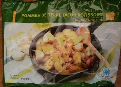Poêlée de pommes de terre façon rôtissoire - Product - fr