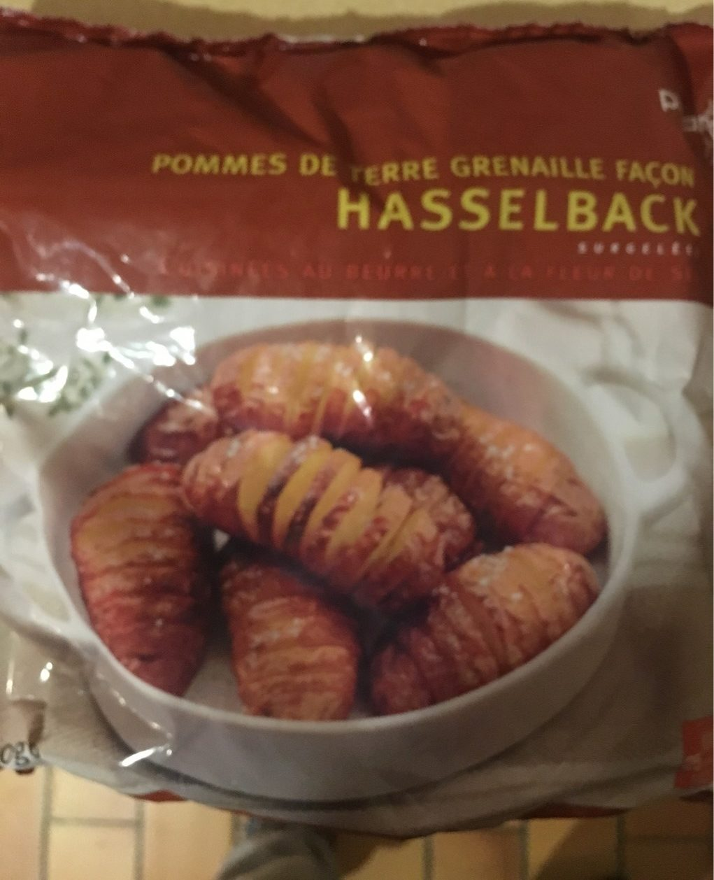 Pommes de terre grenaille - Product - fr