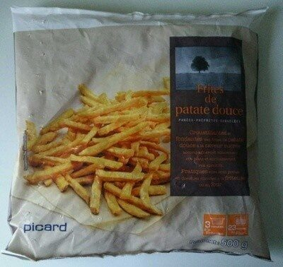 Frites de patate douce - Product - fr
