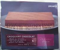 Croquant chocolat - Produit