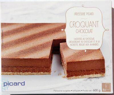 Croquant chocolat - Product - fr