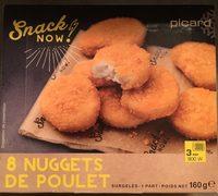 Nuggets de poulet - Product