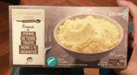 Ecrasée de Pomme de Terre aux Truffes noires (1%) et à l'arôme de Truffe surgelée - Product