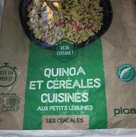 Quinoa et céréales cuisinées - Prodotto - fr