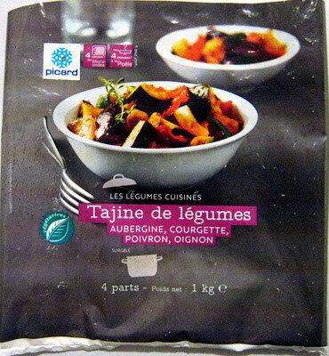 Tajine de légumes surgelé - Produit - fr